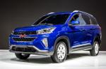 五菱宏光S3将于9月上市 七座SUV配8英寸大屏