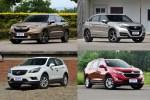 黄金排量超大空间 1.5T合资中型SUV推荐