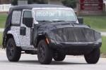 Jeep全新牧马人两门版谍照 或12月洛杉矶车展亮相