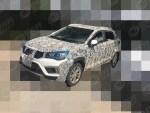 奇瑞纯电动SUV瑞虎3Xe谍照曝光 或将2017年9月底上市