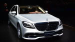 曝奔驰新款S级详细预售价 推5款车型/预售95万元起