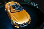 实拍宝马Z4概念车 全新设计风格 肆意的运动与个性!
