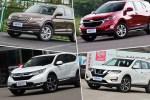 只要20万出头 这4款SUV就能宠坏你的高配置欲望!