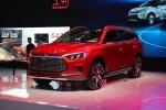 2017广州车展:比亚迪全系亮相 明年新能源销量目标20万台
