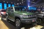 北京BJ40L柴油版将于2018年1月上市 搭载2.0T柴油发动机