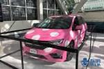 2017洛杉矶车展探馆:奥德赛米妮特别版