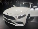 CLS 53 AMG将推混动版车型 2018年北美车展亮相