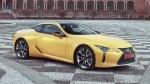 曝雷克萨斯LC F搭载全新V8发动机 或达630马力