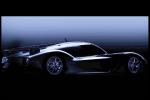 丰田发布GR Super Sport概念跑车预告图 2018年1月亮相