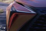 雷克萨斯LF-1 Limitless概念车细节曝光 2018年北美车展亮相