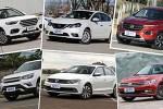 2017年全国畅销车型盘点 大众轿车称王/自主SUV热卖