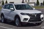 中华V7或4月正式亮相 定位中型SUV 搭载宝马授权1.6T发动机