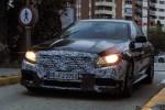 奔驰新款AMG C63路试谍照 外观小改/动力有所提升
