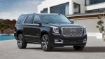 GMC新款Yukon车型上市 售155-158万元 配10速变速器