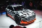 2018日内瓦车展:奥迪e-tron prototype原型车发布