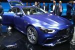 2018日内瓦车展:奔驰AMG GT四门版亮相