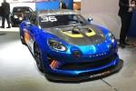 2018日内瓦车展:Alpine A110 GT4亮相