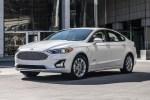 2018纽约车展:福特新款Fusion正式亮相