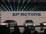 在硅谷品牌首发的同时还发布了两款SUV,这家车企什么来路?