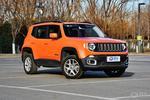 新款Jeep自由侠上市 售13.48-19.08万元/配置提升