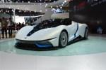 北汽ARCFOX-7安全车将于4月20日正式亮相 百公里加速3s