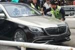 2018北京车展探馆:梅赛德斯-迈巴赫新款S级亮相