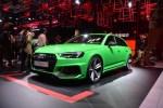 2018北京车展:奥迪全新RS 4 Avant亮相 预售91万元