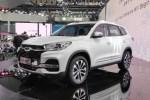 2018北京车展:奇瑞瑞虎8售9.88-14.28万元 瑞虎车系新旗舰