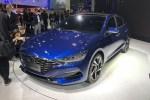 2018北京车展:现代LAFESTA正式亮相 轿跑造型