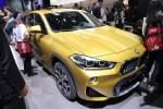 2018北京车展:宝马X2亮相 上半年正式上市