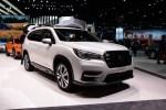 斯巴鲁Ascent或入华销售 定位中大型SUV/2.4T动力