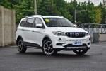 斯威X7新增车型上市 售11.89万元/配置提升