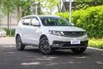 吉利新远景SUV将6月1日上市 造型升级