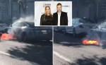 好莱坞女星特斯拉座驾自燃 电动车电池安全再遭质疑