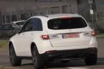 奔驰新款GLC路试谍照 尾灯设计或有大幅调整