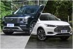 比亚迪唐对比传祺GS8 自主品牌7座SUV强者对话