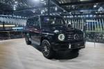 奔驰全新G级将于8月8日正式上市 全新造型/内饰更具科技感