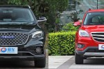 自主品牌SUV崛起之路 君马MEET 3对比长安CS35