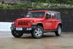 全新Jeep牧马人上市 售42.99万-53.99万元 经典元素得以延续