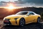 雷克萨斯发布LC黄色特别版车型 2018巴黎车展亮相