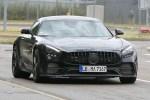 奔驰新款AMG GT谍照曝光 尾部造型微调/动力提升