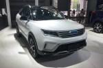 2018成都车展:野马的新能源SUV EC60首次亮相