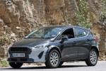 福特全新小型SUV骡车谍照 搭载三缸涡轮发动机/2020年初亮相