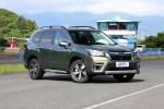 斯巴鲁全新森林人将9月19日上市 或推6款车型/搭微混动力