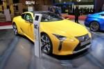 2018巴黎车展:全新雷克萨斯LC限量版正式亮相