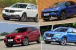 国产精品紧凑型SUV谁更强?颜值/配置/人性化一个都不少