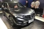 讴歌CDX特别版或于广州车展上市 配备专属磨砂灰色车漆