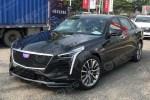 2018广州车展探馆:凯迪拉克新款CT6曝光 运动化外观设计