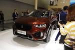 2018广州车展:WEY VV5终结版亮相 配置提升/预售13.5万元