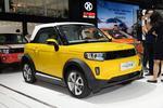 小身材/大续航 北汽新能源Lite R300将5月20日上市